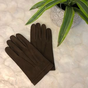 Accessories - NWOT Vintage Genuine Italian Leather Gloves